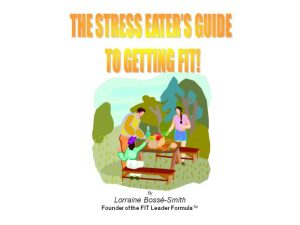 Learn how to stop stress eating!