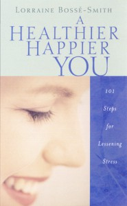 This book has 101 ways for you to lessen your stress