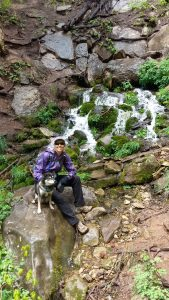 Horton Creek Falls