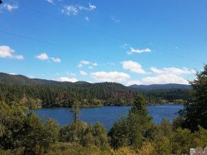 Great views of Lynx Lake