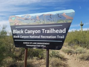 The Black Canyon Trail