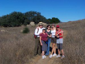 Hiking the Santa Rosa Plateau