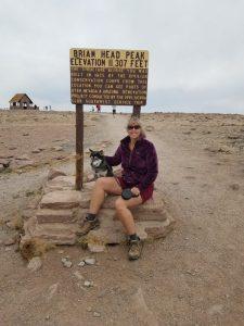 Top of Brian Head Mountain