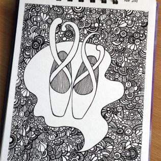 Ballet Shoes - November - 2011