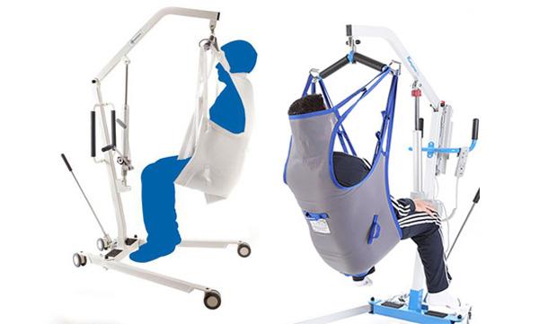 noleggio sollevatore elettrico per disabili e anziani
