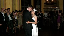 Los Angeles Wedding Dj Sam House - Franck And Giselle'