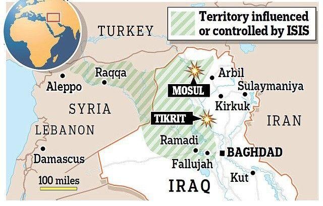 Las 5 atentados  más recientes contra el patrimonio en Irak