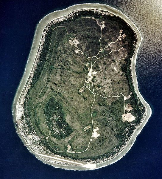 Nauru, el tercer país más pequeño del mundo