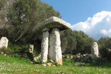 Taula en Menorca