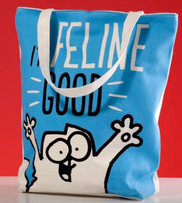 "Bolsa I'm Feline ""Good"""