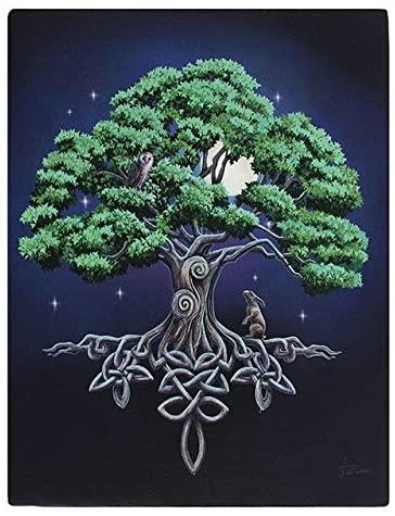 Imagen taza árbol de la vida