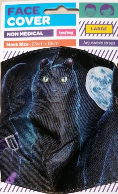 "MASCARILLA ""Gatos Negros"""