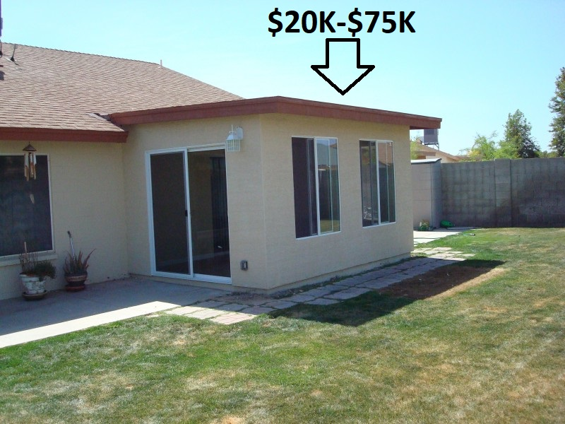 How Much Does a Room Addition Cost in Los Angeles