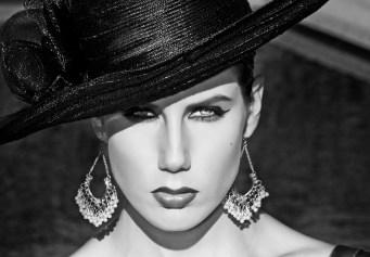 BCBG beauty portrait by Los Angeles photographer