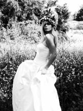 Wedding dress photography by Los Angeles photographers