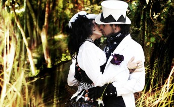 high fashion editorial photo