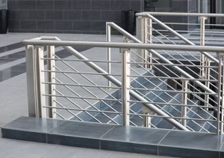 Stainless Steel Handrails Stainless Steel Products And Custom | Stainless Steel Handrails Near Me | Metal | Cable Railing | Glass Railing Systems | Relaxdays Stainless | Staircase Railing