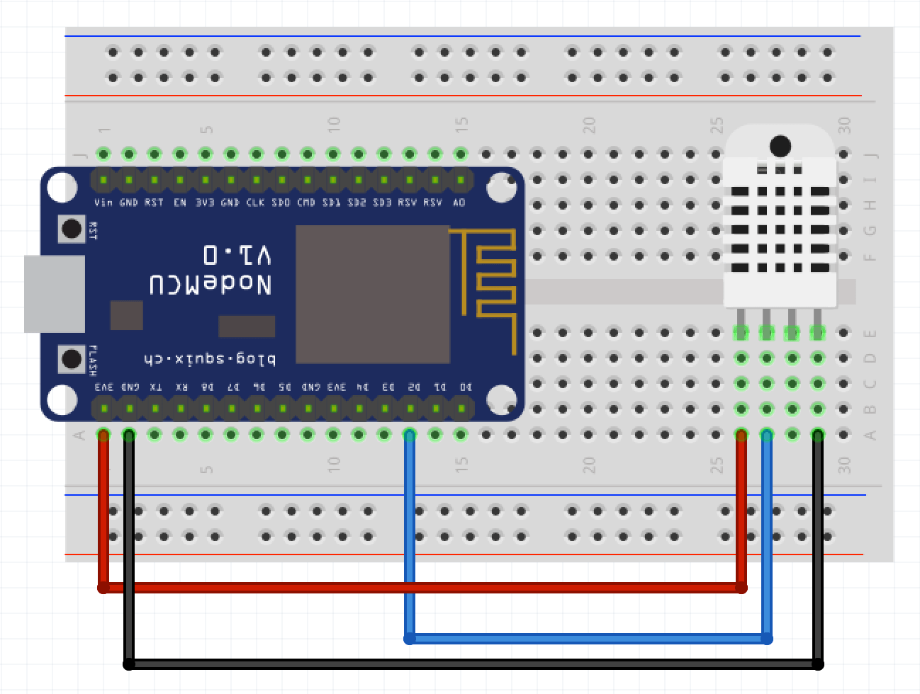 hight resolution of dht22 esp8266 wiring png
