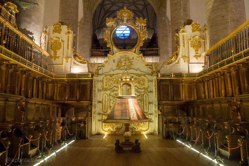 Visita al Monasterio de Yuso San Milln de la Cogolla