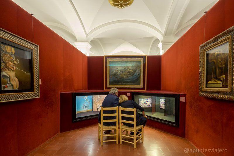 Visitar el TeatroMuseo Dal Figueres  Los apuntes del
