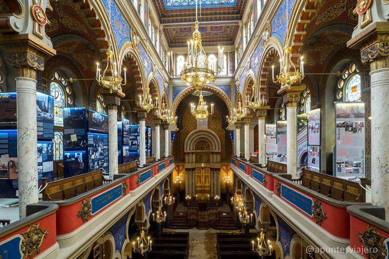 Visitar el Barrio Judo de Praga Josefov  Los apuntes