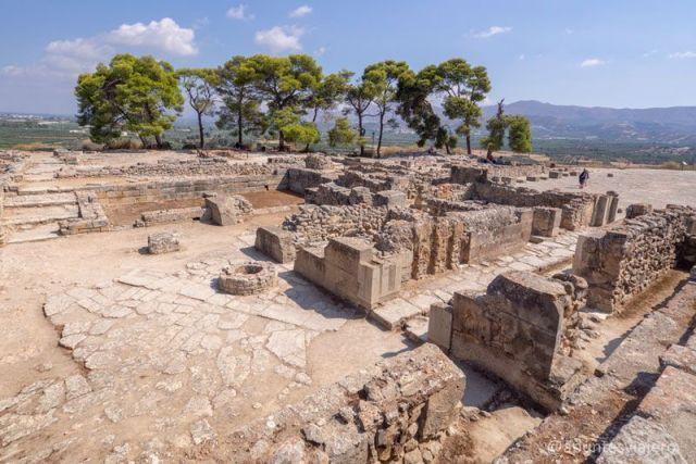 Festos - Creta - Viaje islas griegas