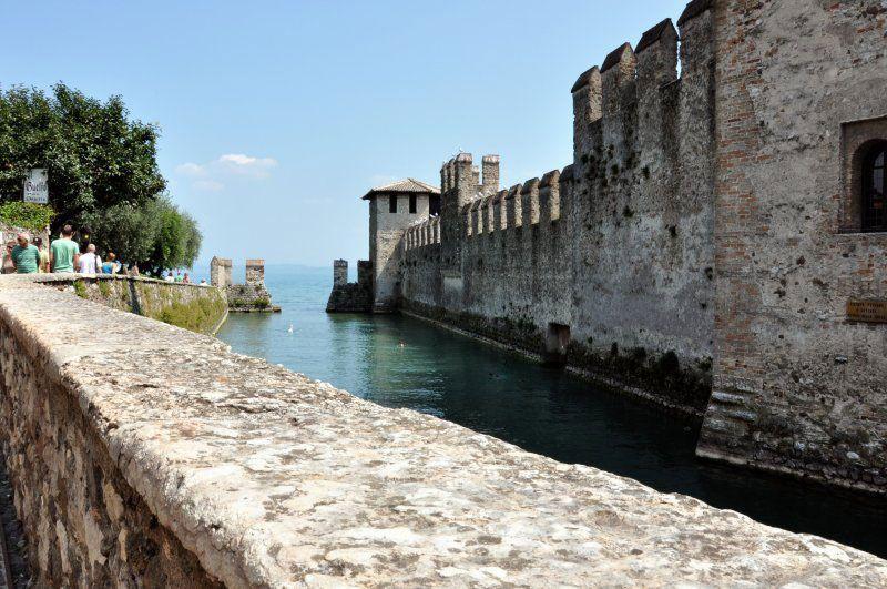 Visitar Sirmione y el Lago di Garda Italia  Los apuntes