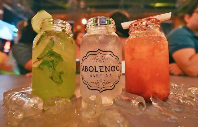 Drinks in Abolengo Los Cabos