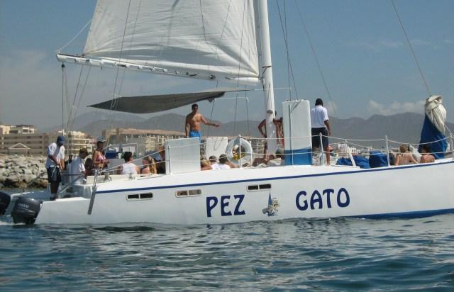 Pez Gato Party Cruise