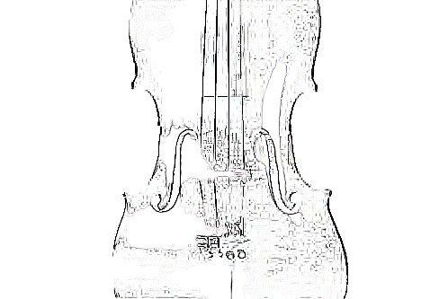 El ciego Melquíades — a tejano fiddler of yesterday