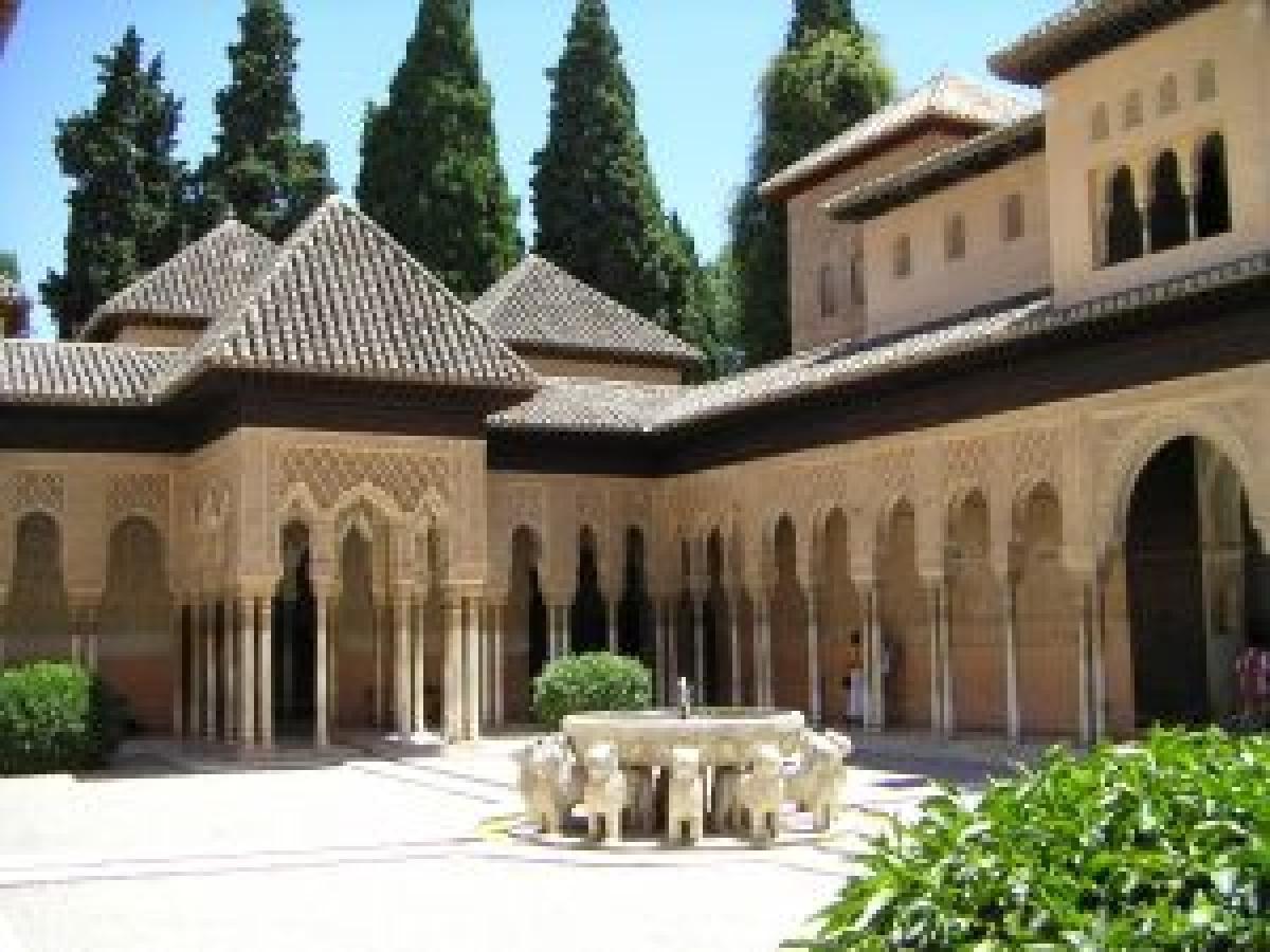 Visitar Granada  Los Castillarejos