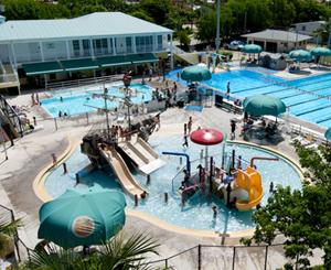 Key Largo Parque Acuático at Jacoss Aquatics Center