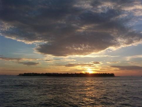 Sunset en Key West