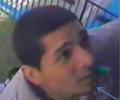 Norwalk church camera suspect #1.