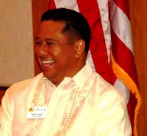 Councilman Cerritos City Councilman Mark Pulido