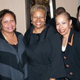 Marilyn Katherman is pictured in the middle.  Facebook.