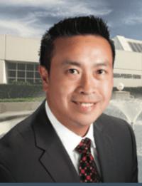 Current Cerritos Planning Commissioner Chuong Vo.