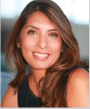 Montebello City Council candidate Vanessa Delgado.