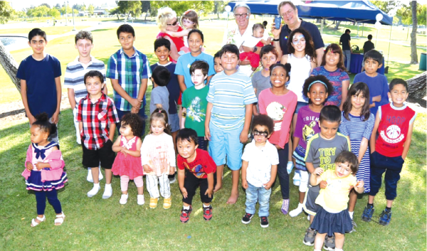 "Last week, L.A. County Supervisor Don Knabe hosted a barbecue at Cerritos Regional Park for Safe Surrender families. Over 20 families came together as the event was filled with great food, bounce houses and face painting. Knabe said there would not be a program if it was not for the families willing to open their hearts and homes to these children. ""It's because of their love and devotion that 145 babies will have a chance to live a happy, healthy and productive life,"" Knabe stated."