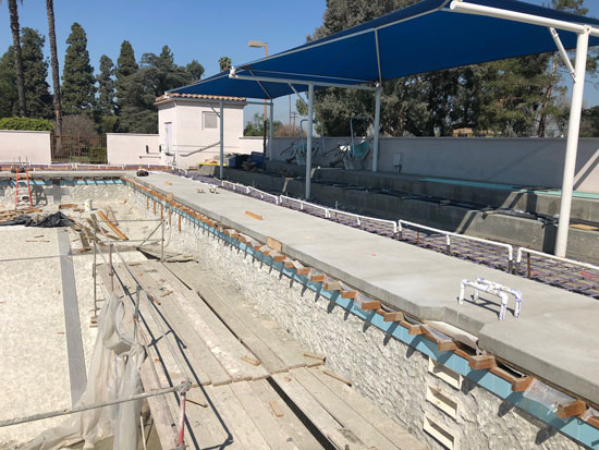 Whittier S Palm Park Pool To Open In Time For Summer Cerritos Community News