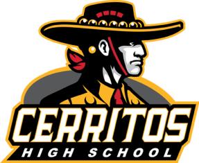 Cerritos high school logo, don