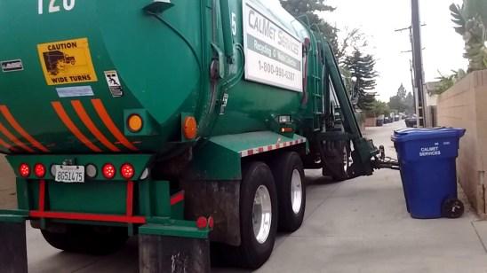cal-met trash hauler