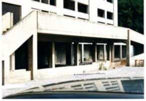palazzo di cemento