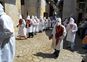 I battenti di Guardia Sanframondi (Benevento)