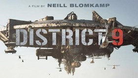 District 9 - Locandina