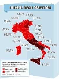 obiezione-di-coscienza-italia-dati