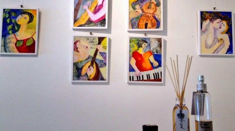 """A Palazzo Opesso la mostra di pittura """"L'anima sognante"""""""