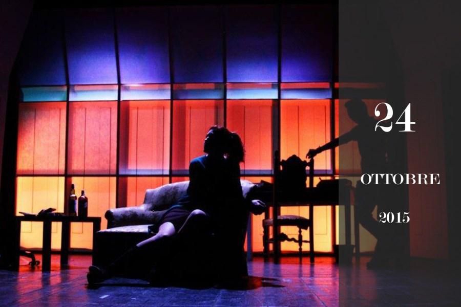 La settima moglie a teatro