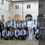 La banda in concerto per Santa Cecilia
