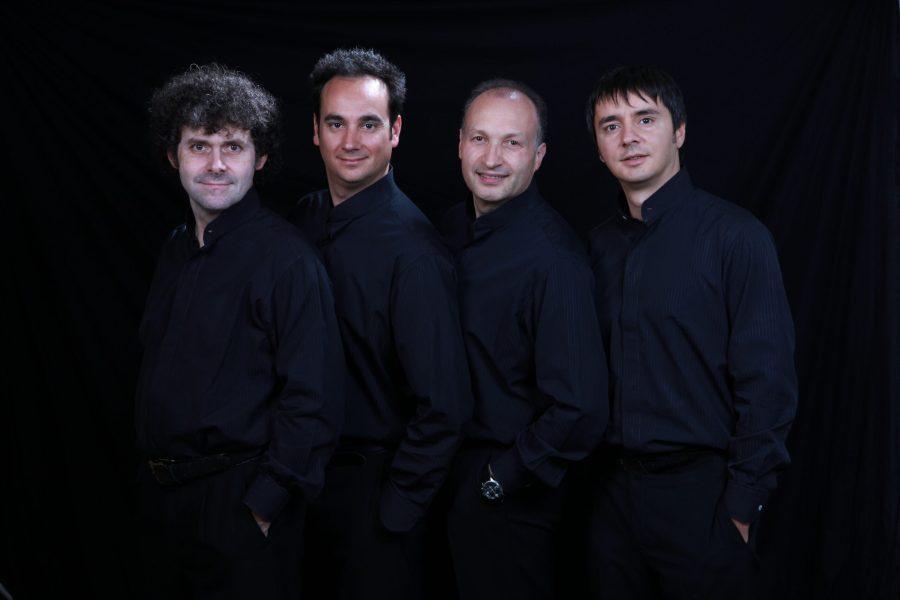 Fiatinsieme Sax Quartet al Superga